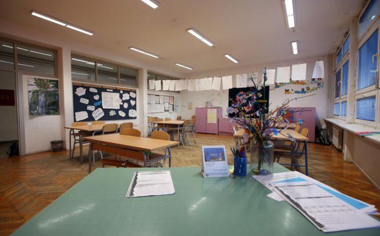 Šibenik: U cijeloj hrvatskoj danas traje štrajk u školama