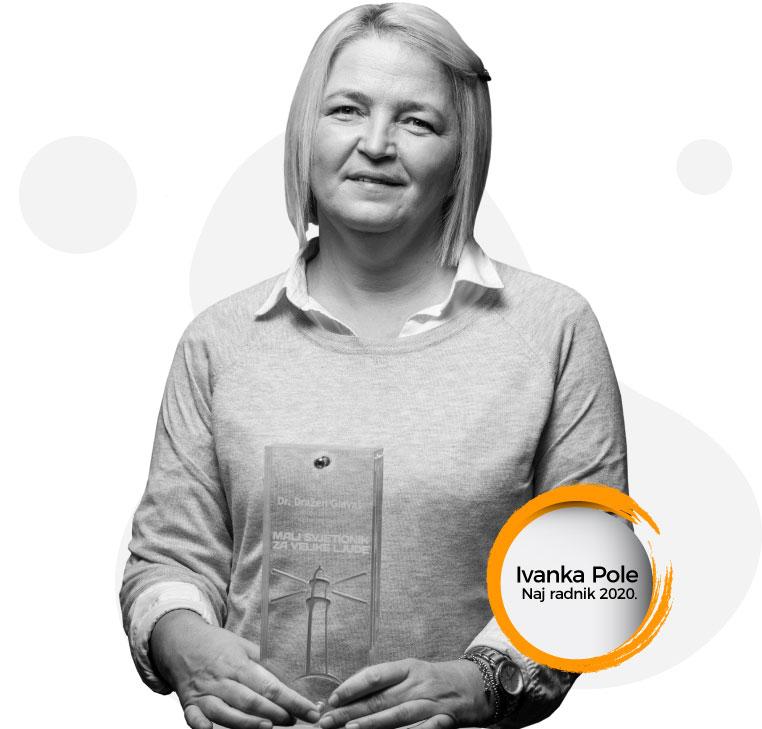 Ivanka Pole - Naj radnik 2020.