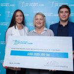 Večernji list - Mali svjetionik - 100.000 kuna za Naj radnika Hrvatske